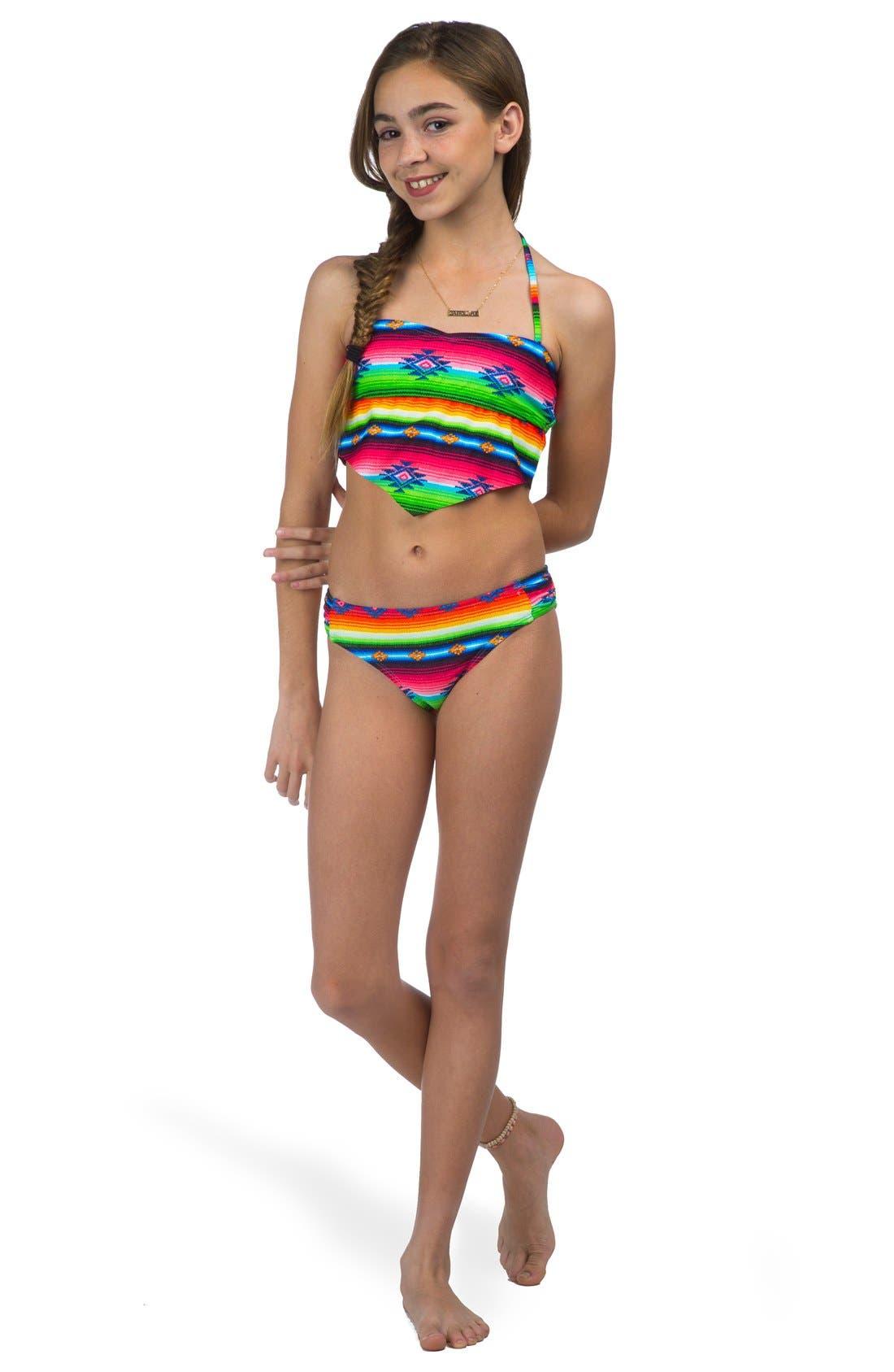 Preteen Model Swimsuit | Gambar Rumah