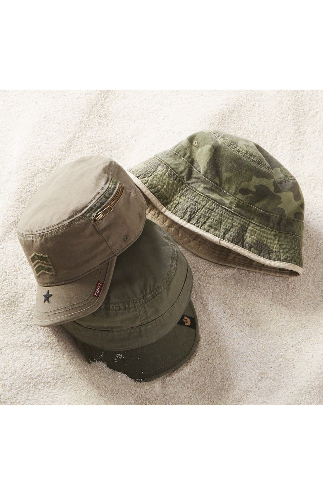 Alternate Image 2  - Goorin Brothers Private Ripstop Cadet Cap