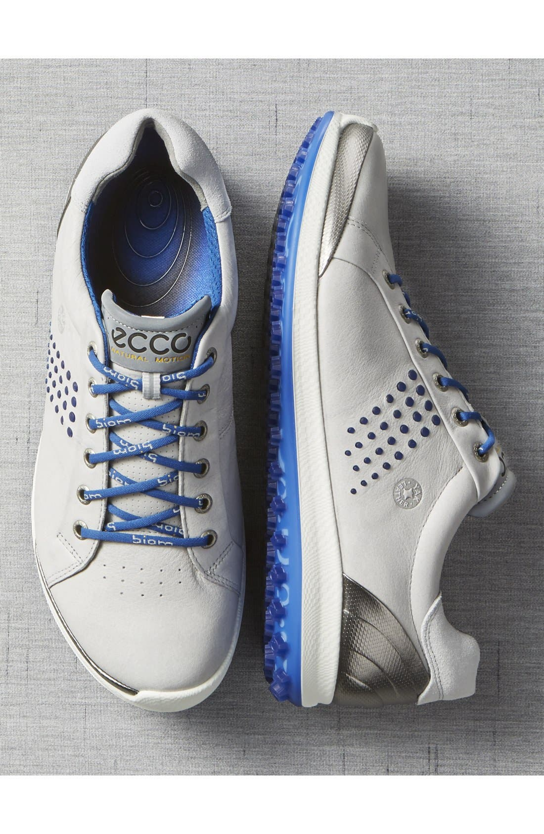BIOM Hybrid 2 Golf Shoe,                             Alternate thumbnail 7, color,