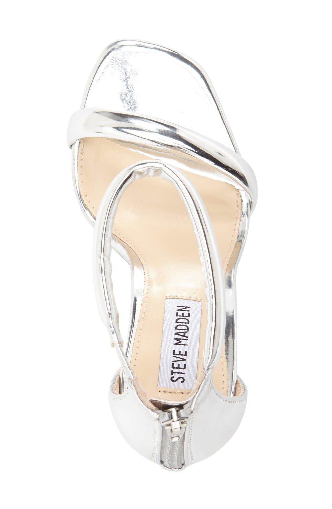 Alternate Image 3  - Steve Madden 'Fancier' Ankle Strap Sandal (Women)