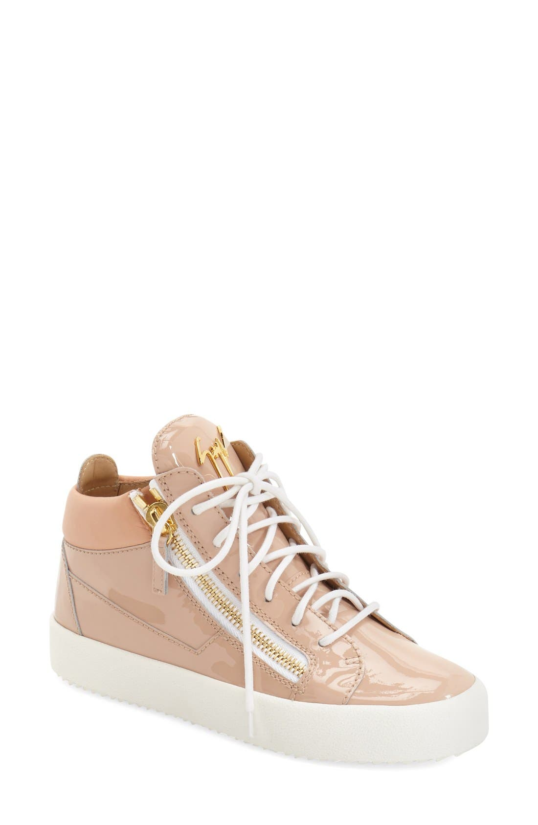 Giuseppe Zanotti May London High Top Sneaker (Women) (Nordstrom Exclusive Color)