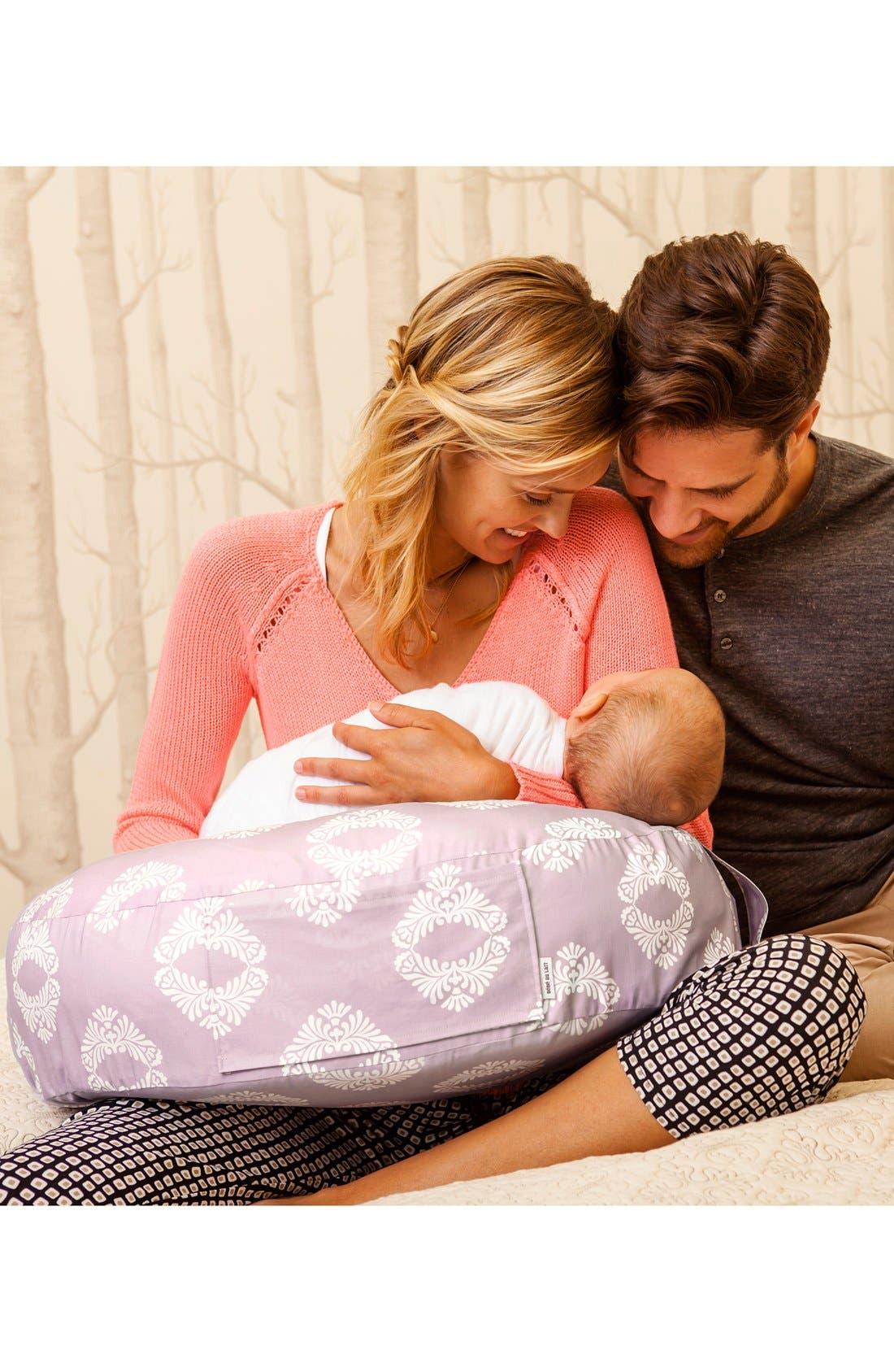 Alternate Image 5  - Bébé au Lait Nursing Pillow