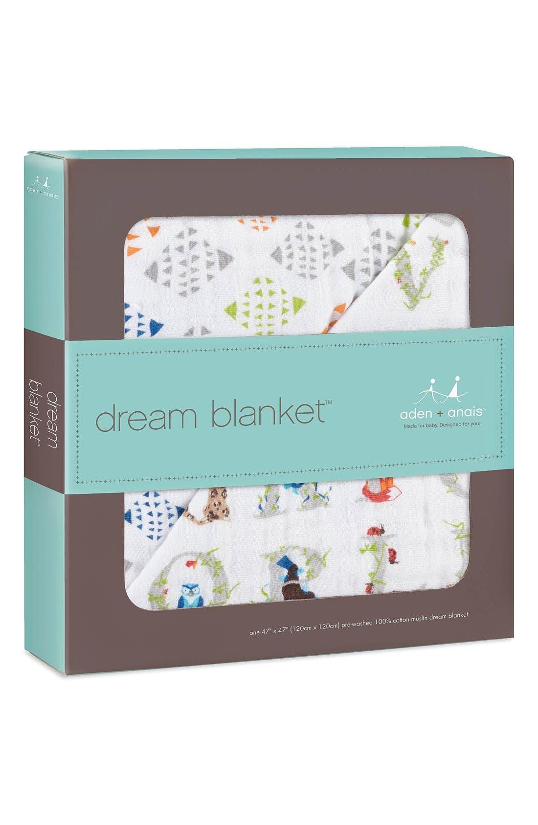 Classic' Dream Blanket<sup>™</sup>,                             Alternate thumbnail 3, color,                             Blue