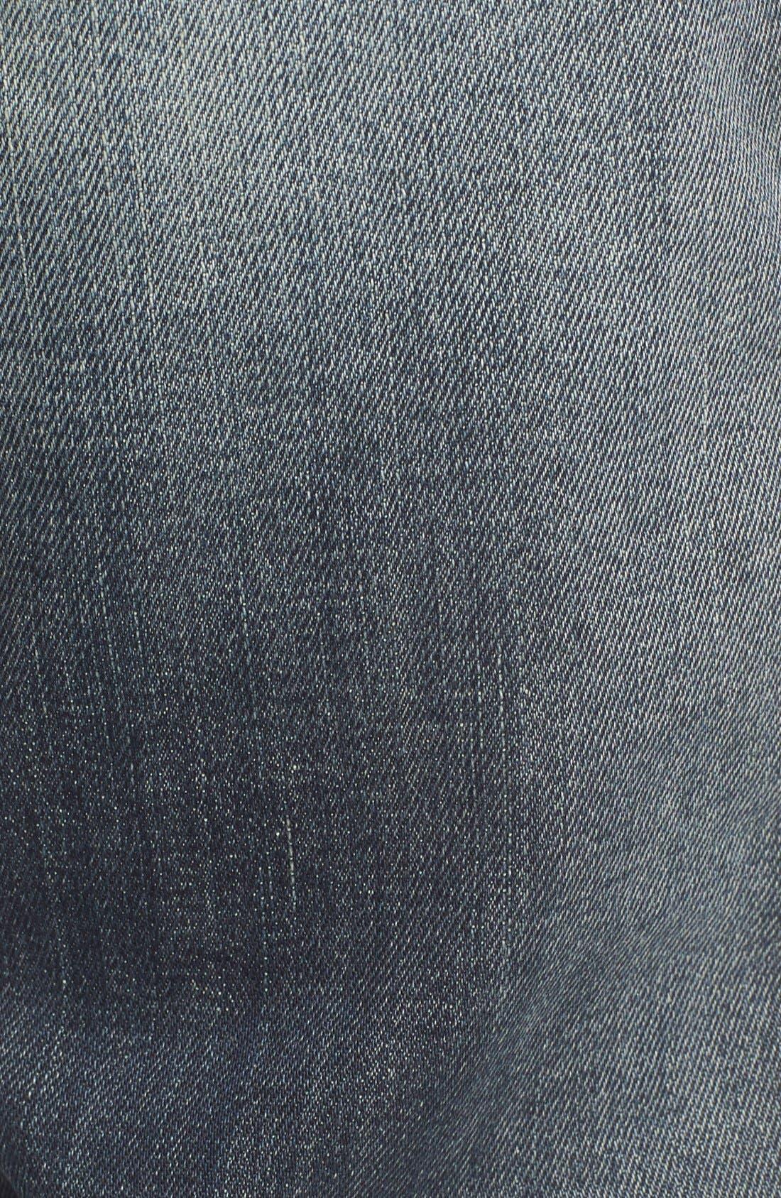 'Zathan' Bootcut Jeans,                             Alternate thumbnail 5, color,                             885K