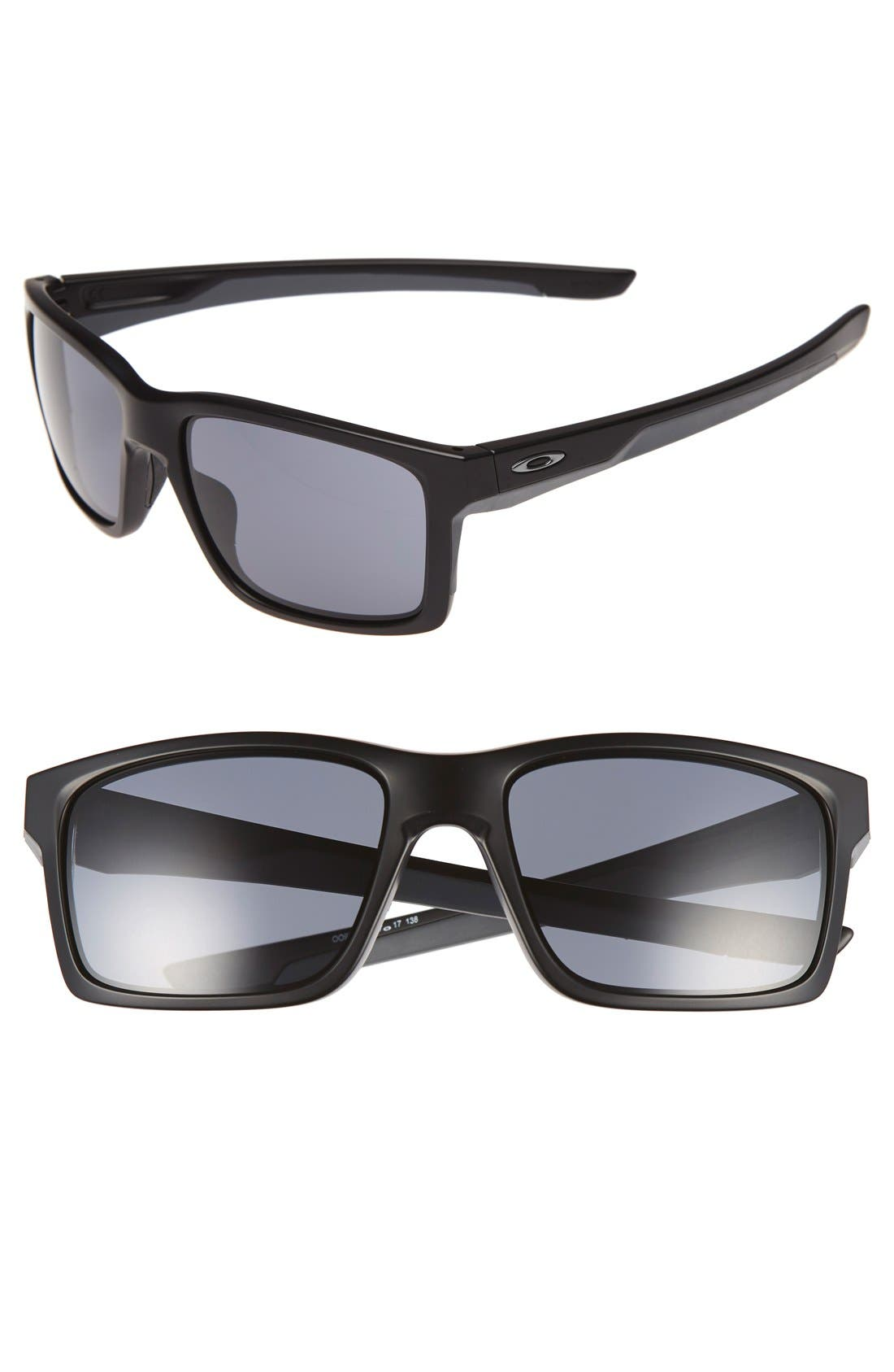 Alternate Image 1 Selected - Oakley 'Mainlink' 57mm Sunglasses