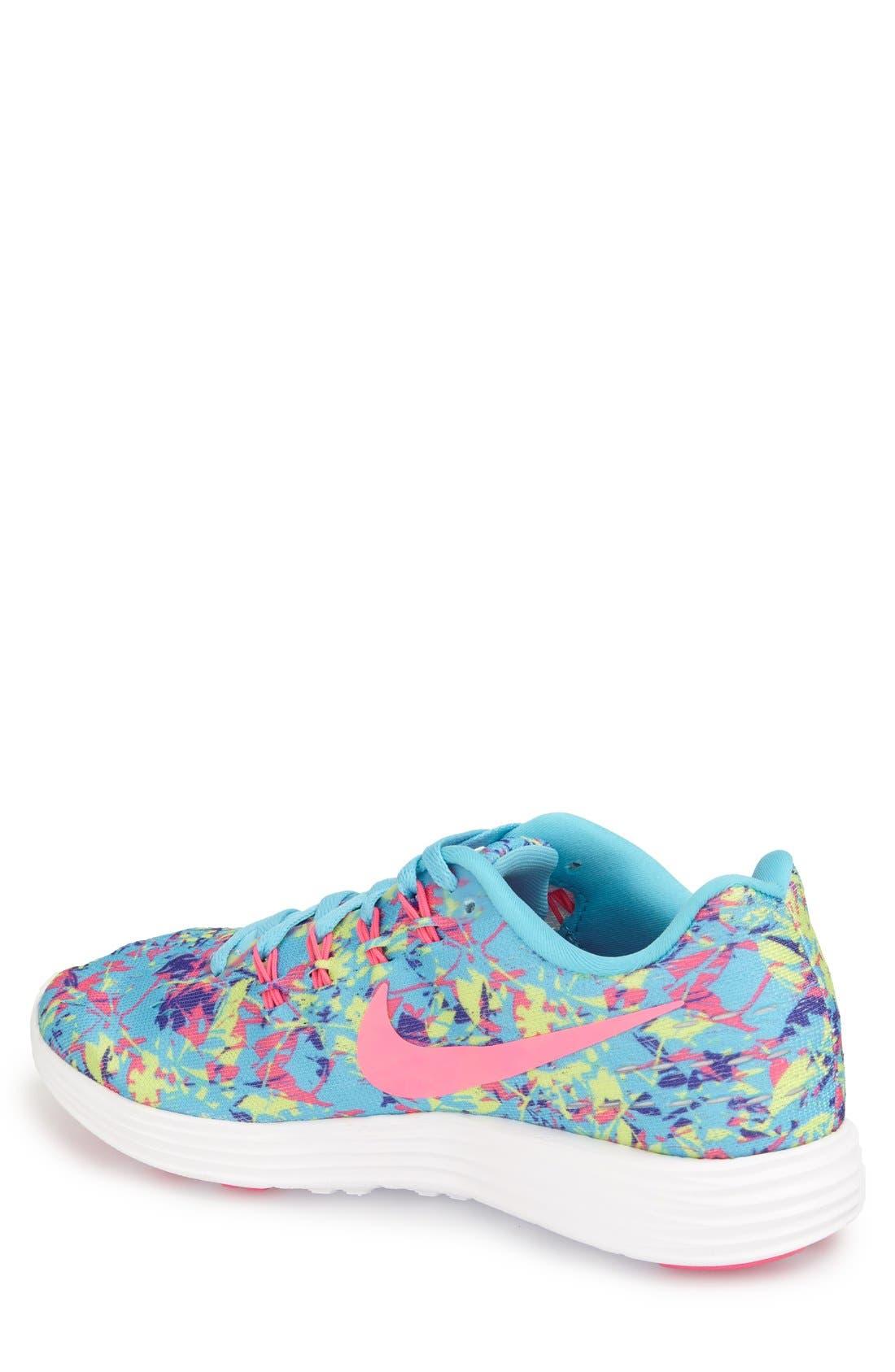 Alternate Image 2  - Nike 'LunarTempo 2' Print Running Shoe (Women)