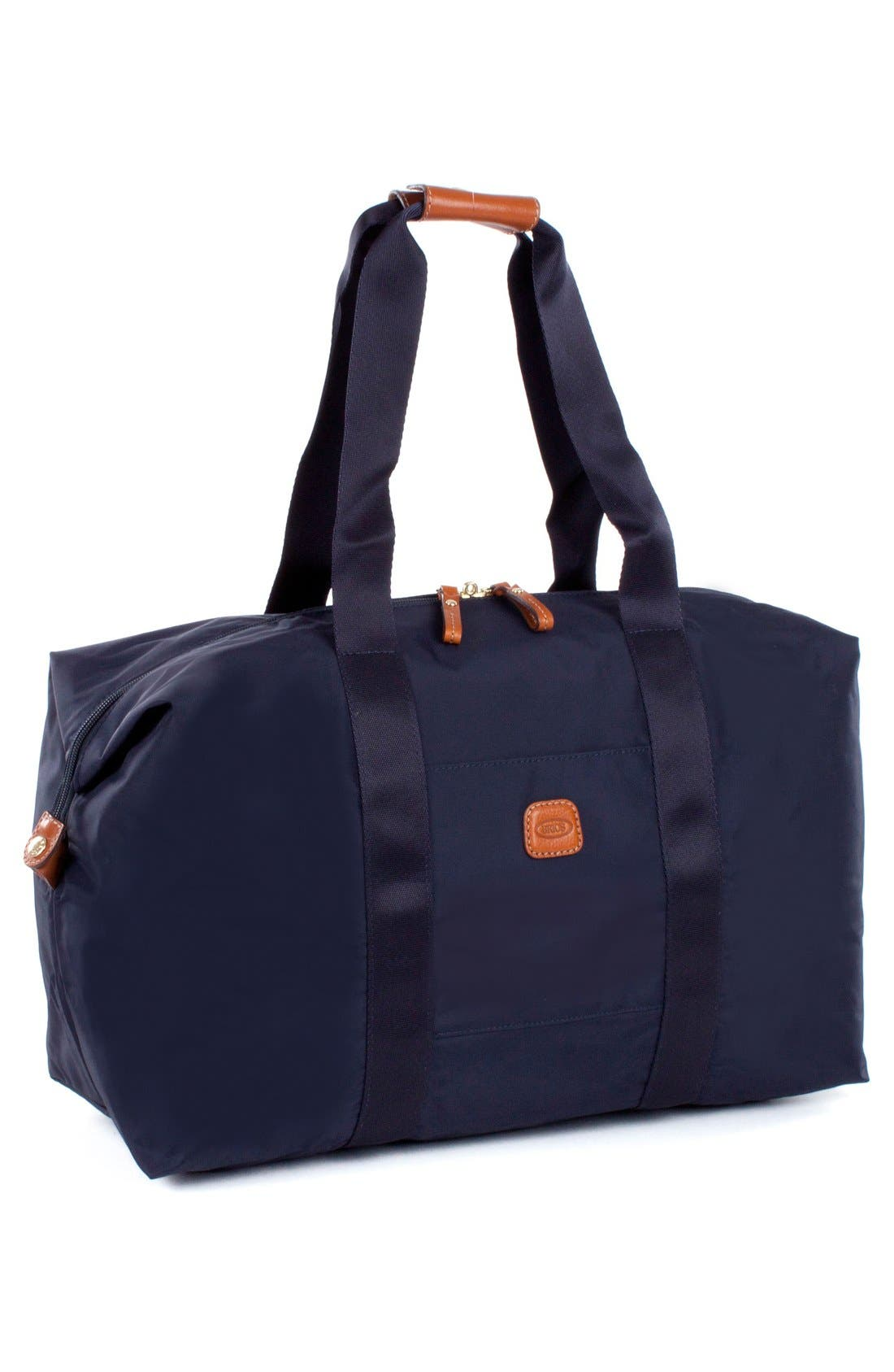 'X-Bag' Folding Duffel Bag,                             Alternate thumbnail 2, color,                             Navy
