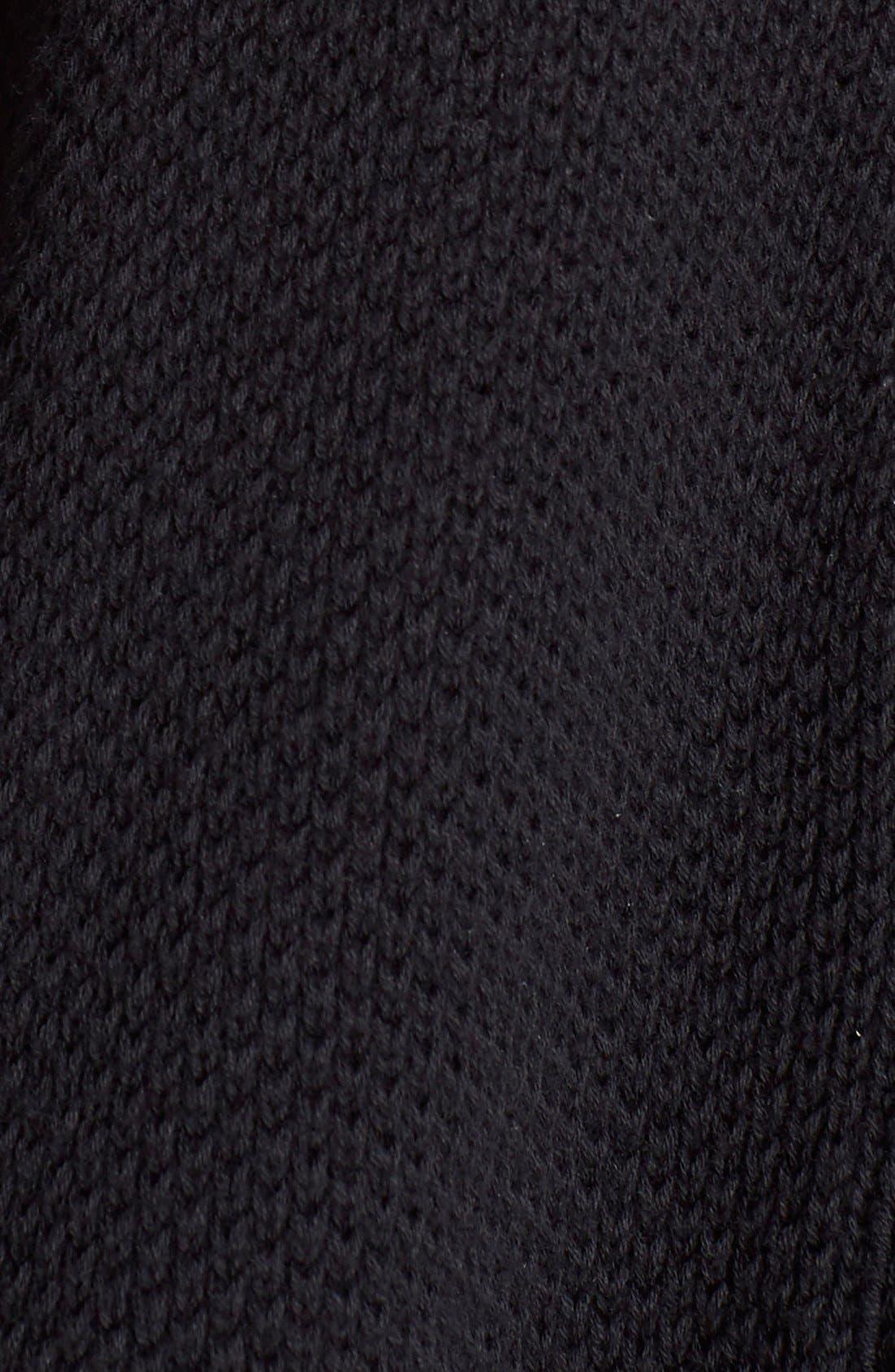 Alternate Image 5  - UGG® 'Anjeline' Knit Cape