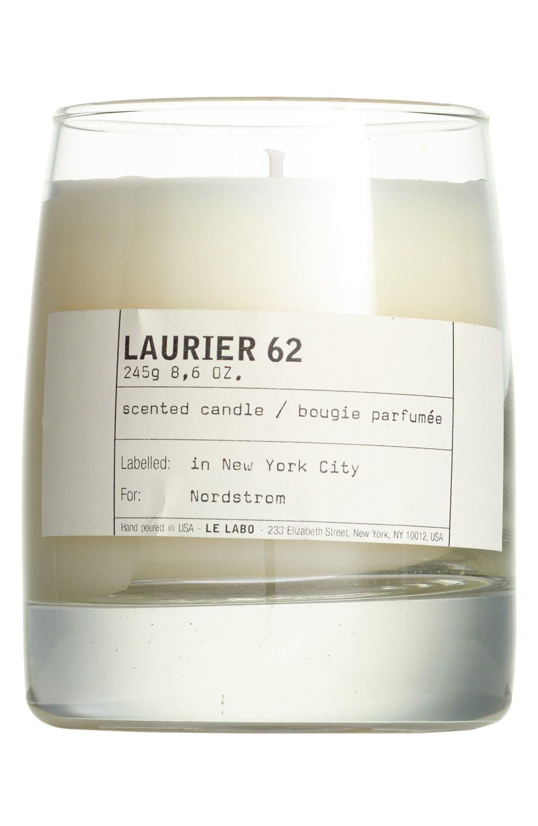Main Image - Le Labo 'Laurier 62' Classic Candle