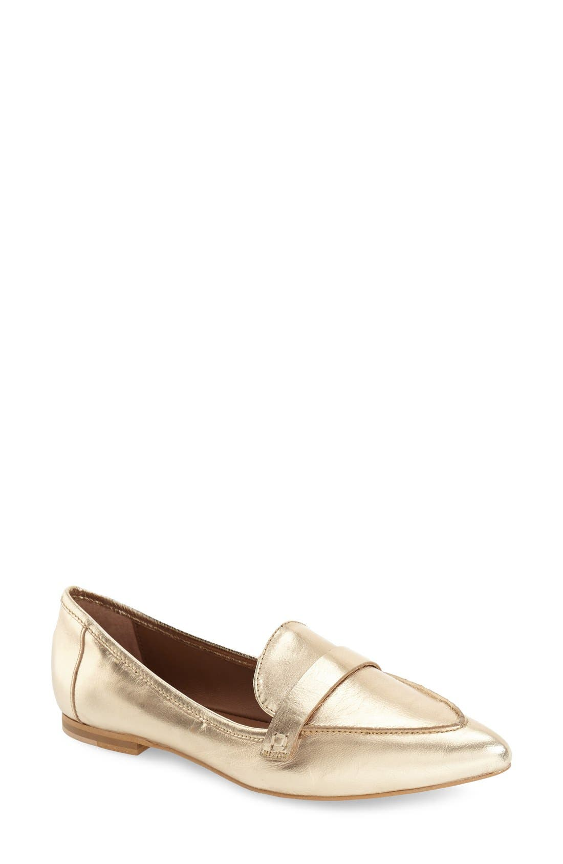 Alternate Image 1 Selected - Topshop Kimi Loafer (Women)