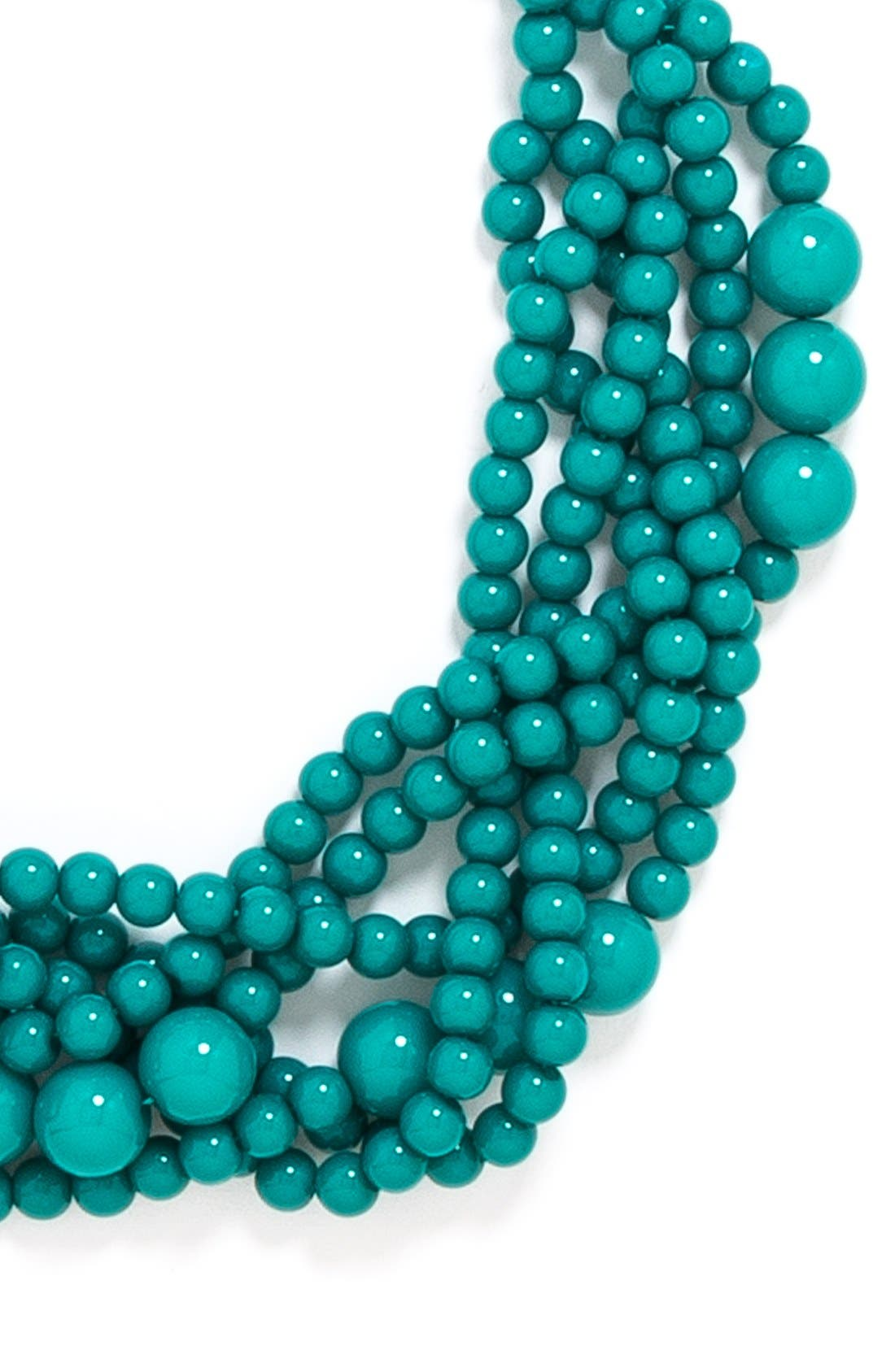Alternate Image 2  - BaubleBar 'Bubblestream' Collar Necklace