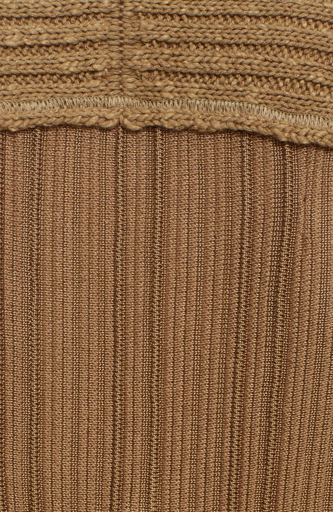 Alternate Image 5  - Free People 'Ribs & Ruffles' Knit Peplum Sweater