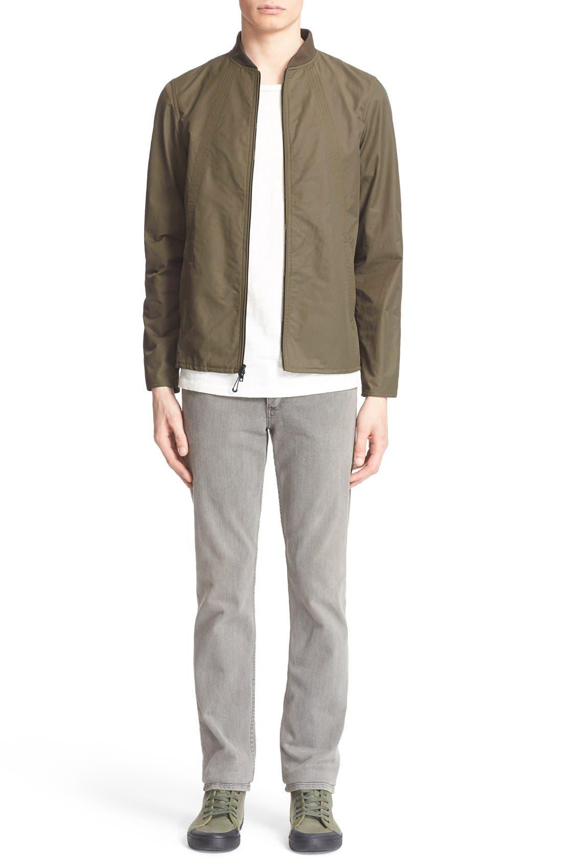 Alternate Image 7  - rag & bone Standard Issue Slubbed Cotton T-Shirt