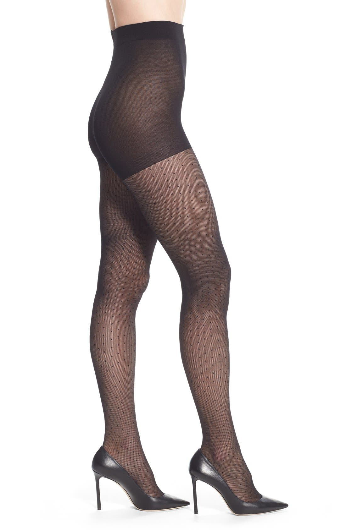 Chelsea28 Polka Dot Tights