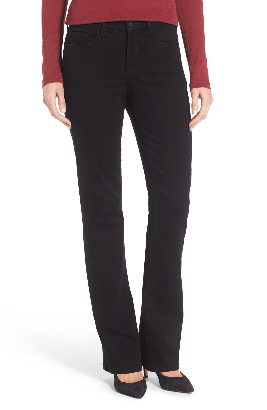 NYDJ 'Barbara' Stretch Bootcut Jeans (Regular & Petite)