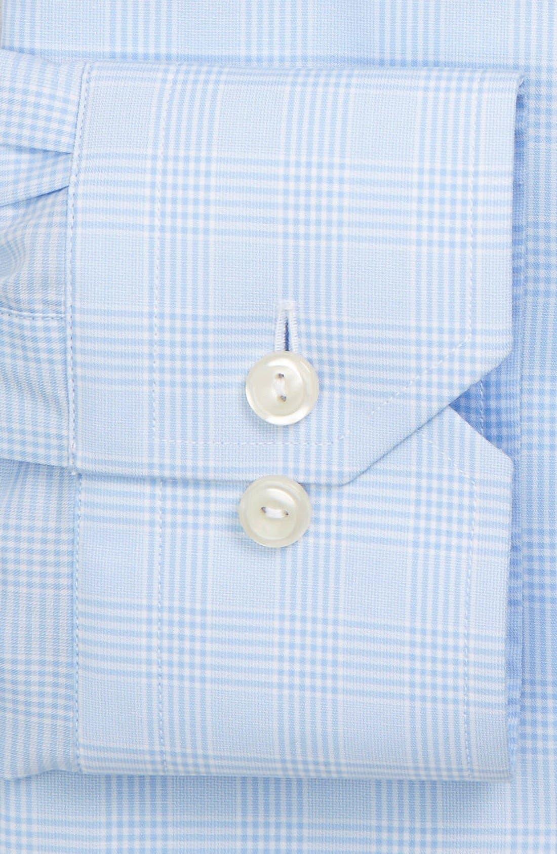 Alternate Image 2  - Eton Contemporary Fit Plaid Dress Shirt