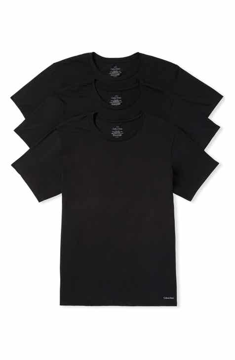3e381df7 Calvin Klein 3-Pack Cotton T-Shirt