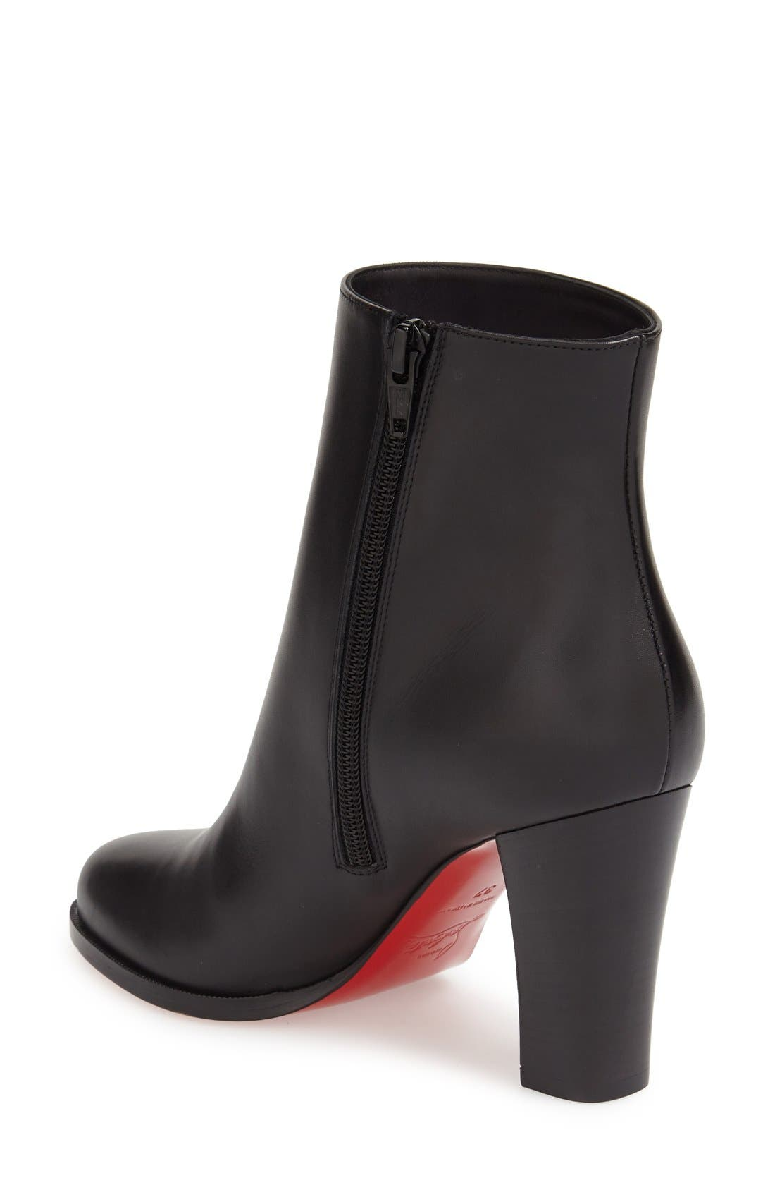 Christian Louboutin Women's Olivia Spiked Boot