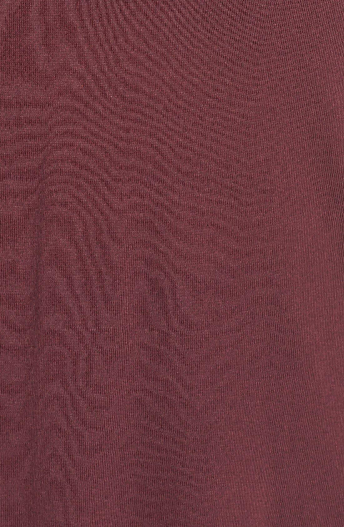 Alternate Image 5  - Caslon® Cowl Neck Tunic Sweater (Plus Size)
