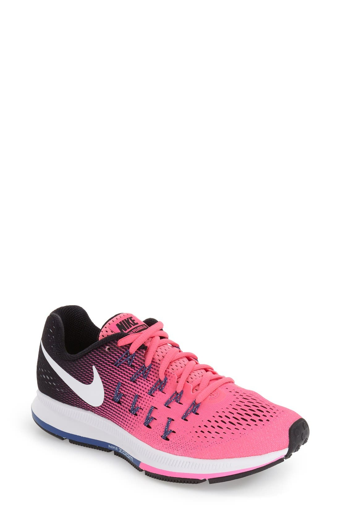Alternate Image 1 Selected - Nike Zoom Pegasus 33 Sneaker (Women)