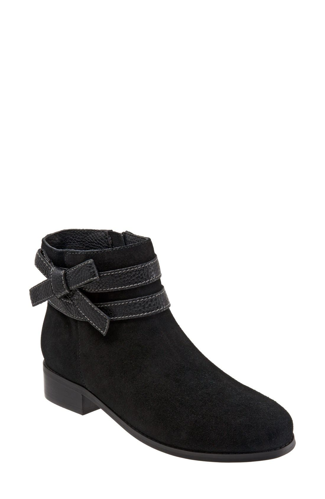 Alternate Image 1 Selected - Trotters 'Luxury' Bootie (Women)