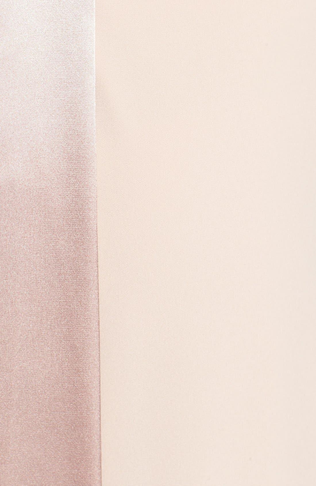 Alternate Image 5  - TFNC 'Halanna' Bow Detail Maxi Dress