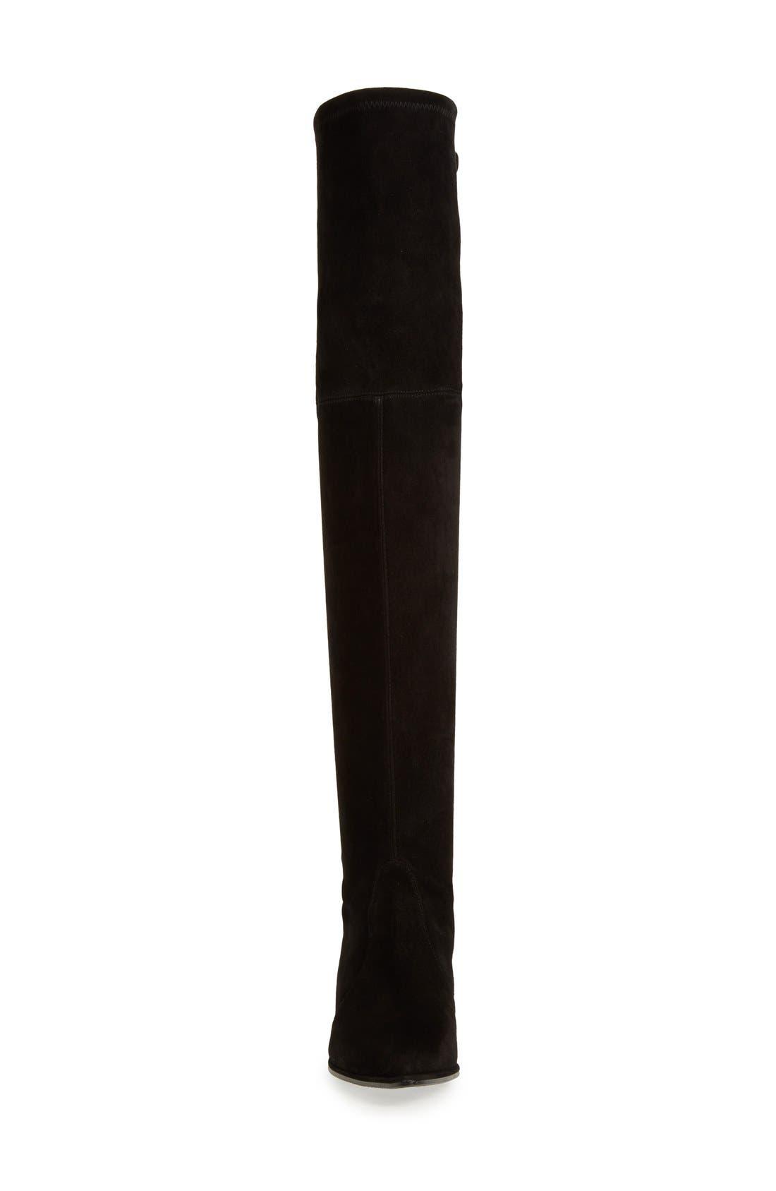 Alternate Image 3  - Stuart Weitzman Thighland Over the Knee Boot (Women)