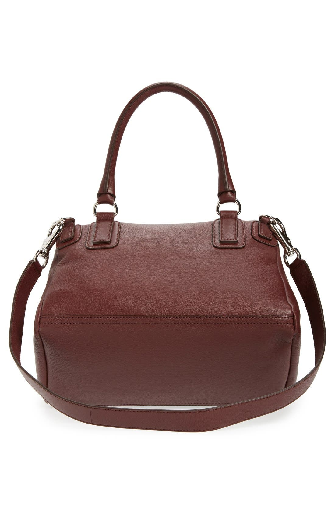 Alternate Image 3  - Givenchy 'Medium Pandora' Sugar Leather Satchel