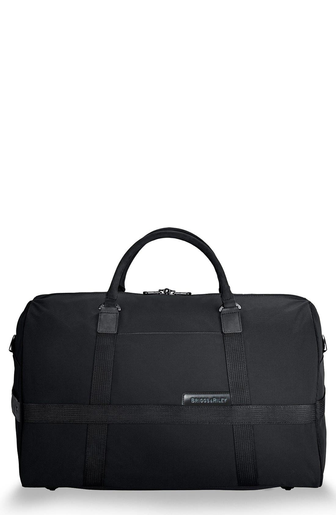 Alternate Image 1 Selected - Briggs & Riley 'Baseline - Medium' Duffel Bag (22 Inch)