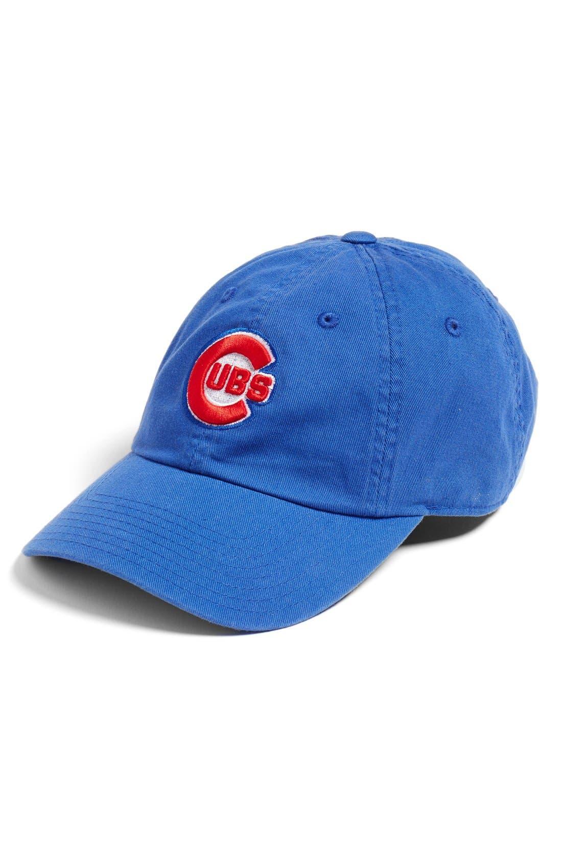 'Chicago Cubs - Ballpark' Hat,                         Main,                         color, Royal