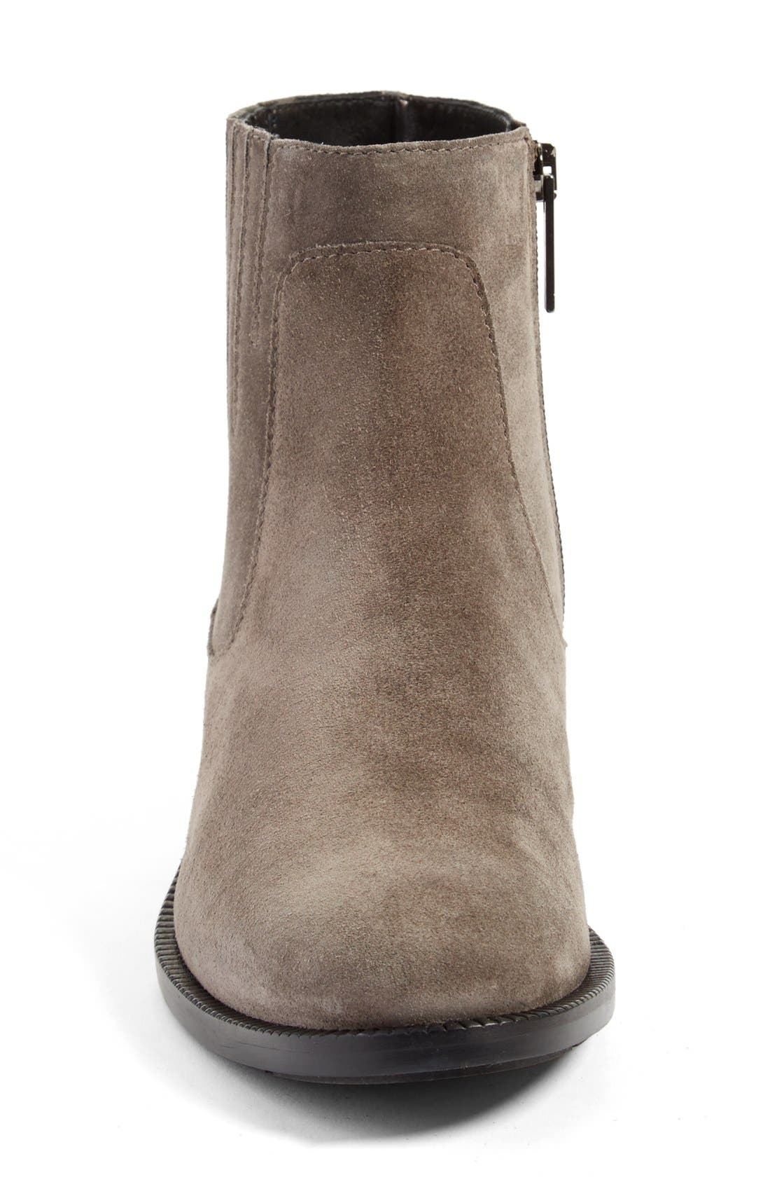 Alternate Image 3  - Aquatalia 'Oribella' Weatherproof Leather Bootie (Women)