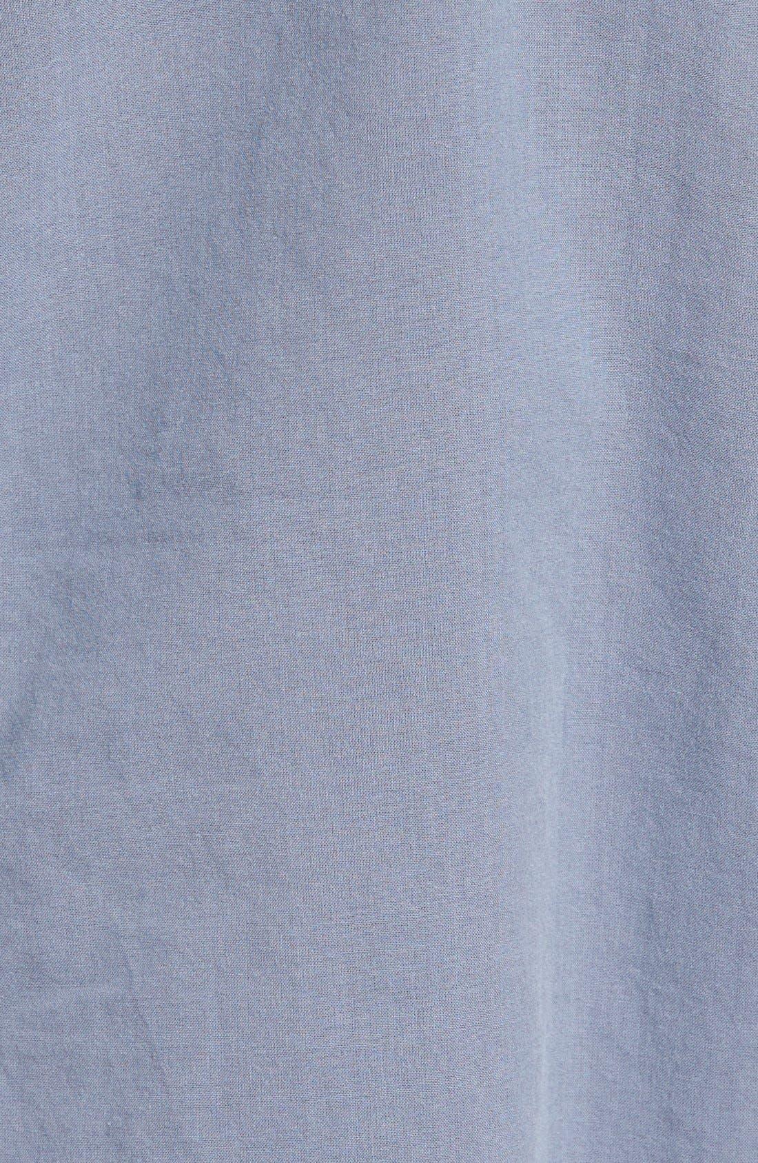 Alternate Image 5  - James Perse 'Classics' Cotton Lawn Shirt