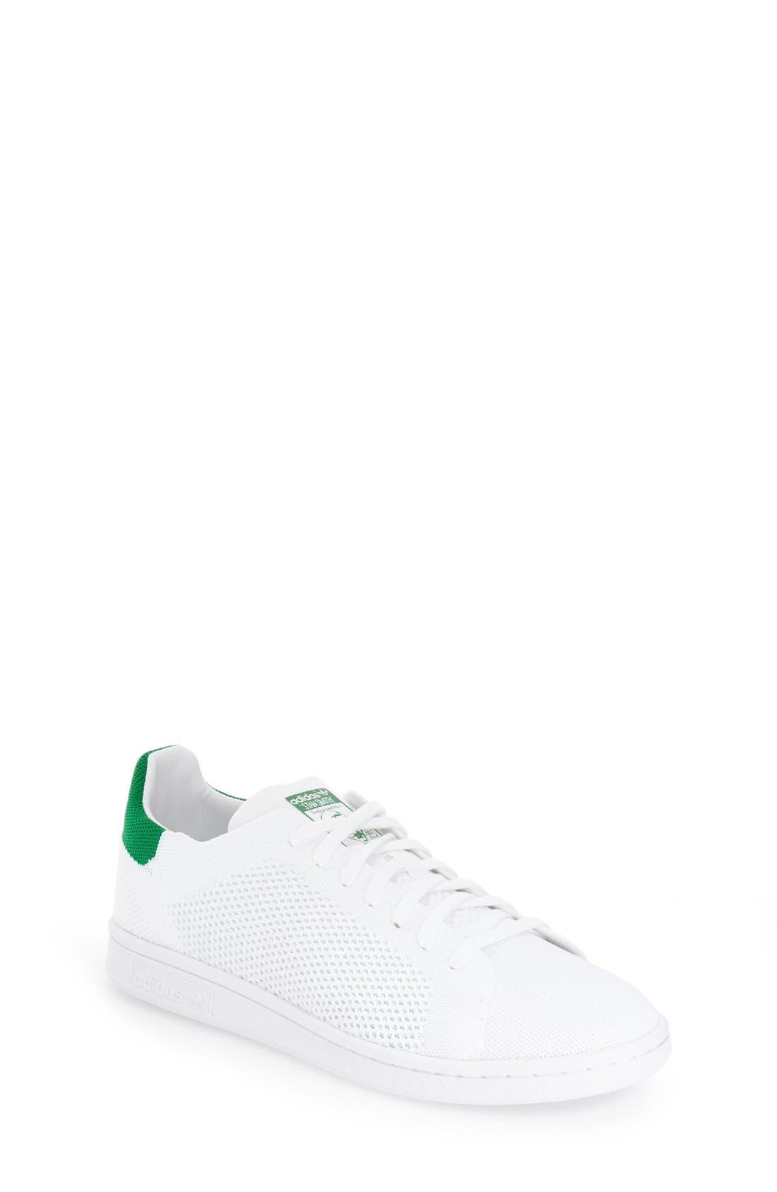 Main Image - adidas \u0027Stan Smith - Primeknit\u0027 Sneaker ...
