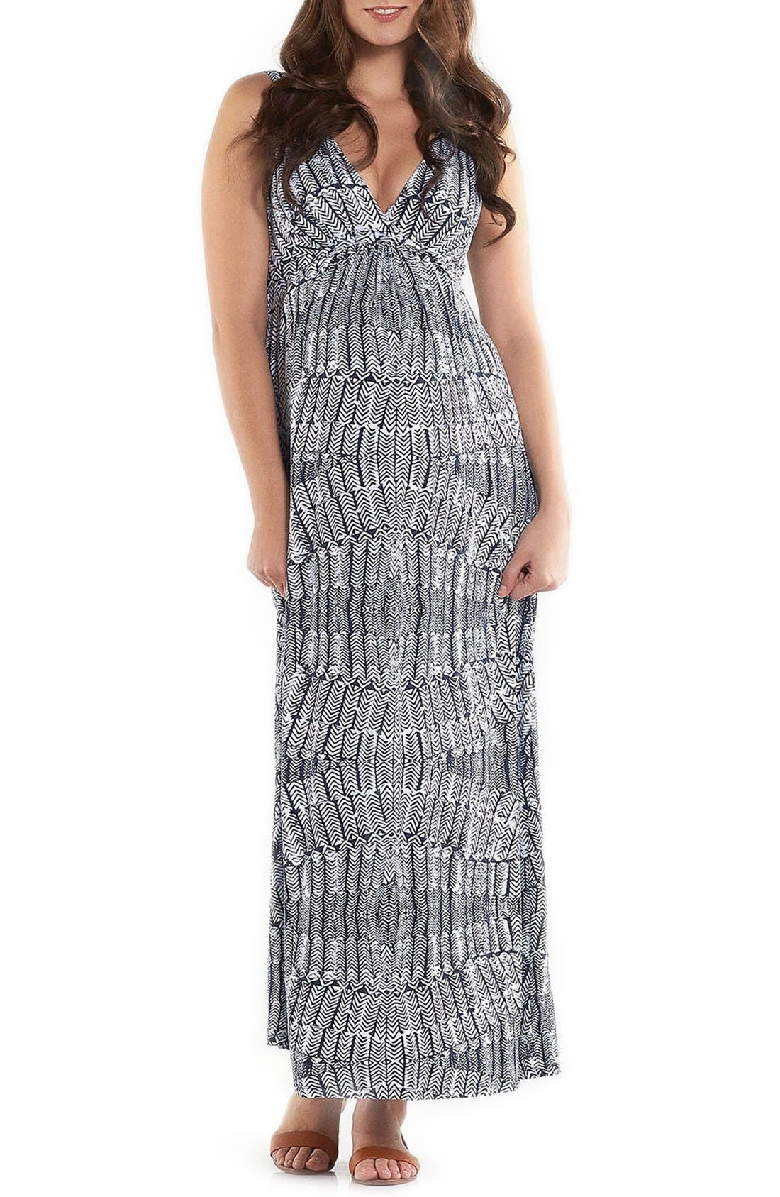 Tart Maternity 'Chloe' Maternity Maxi Dress
