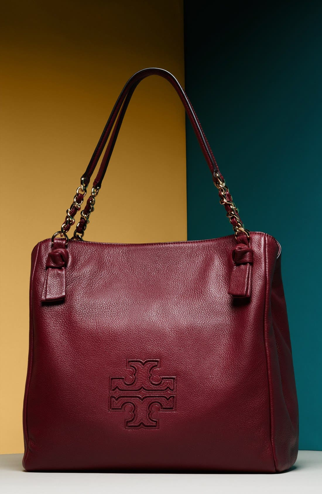 Alternate Image 7  - Tory Burch 'Harper' Leather Tote
