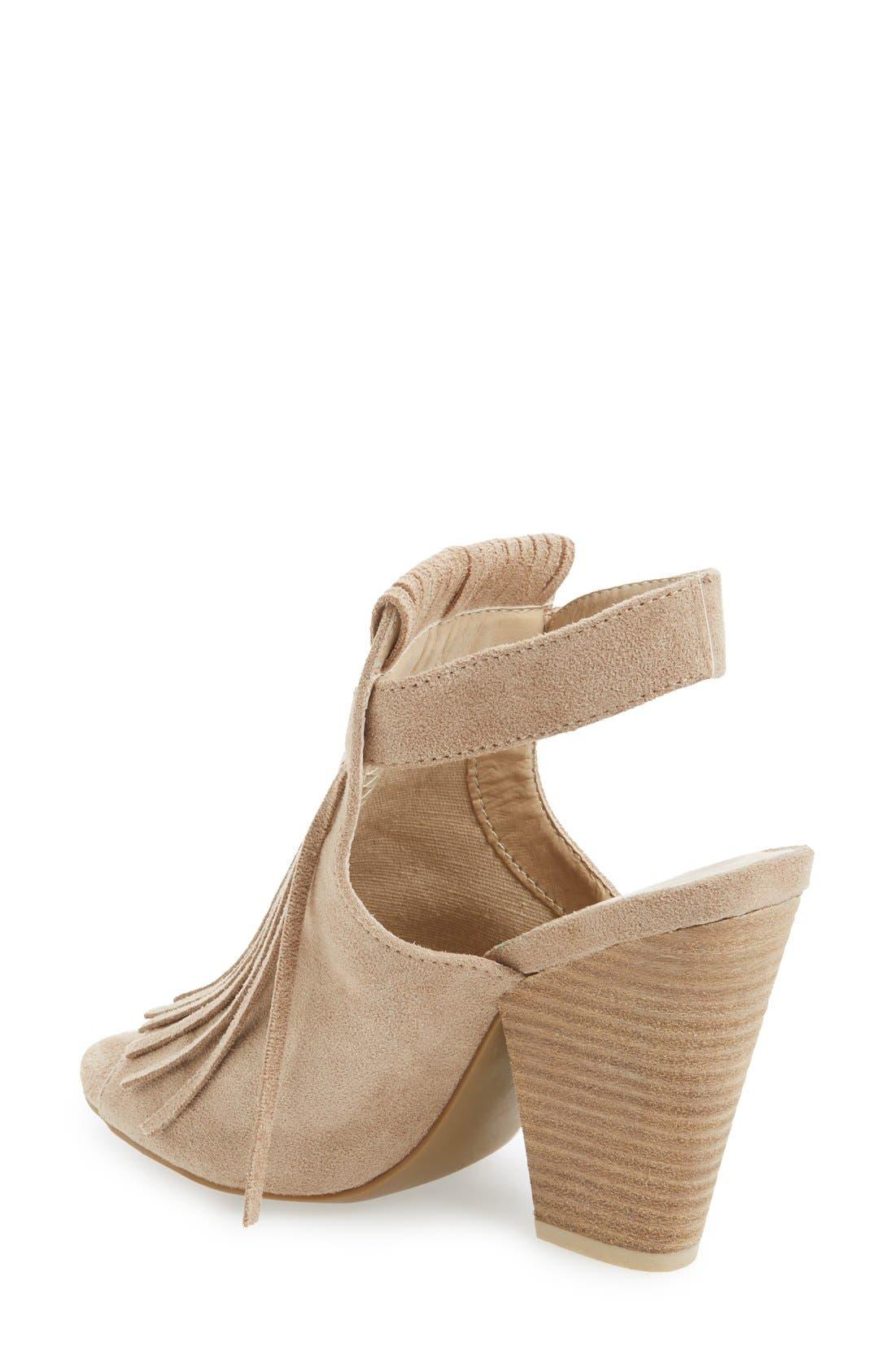 Alternate Image 2  - Matisse 'Skye' Fringe Sandal (Women)