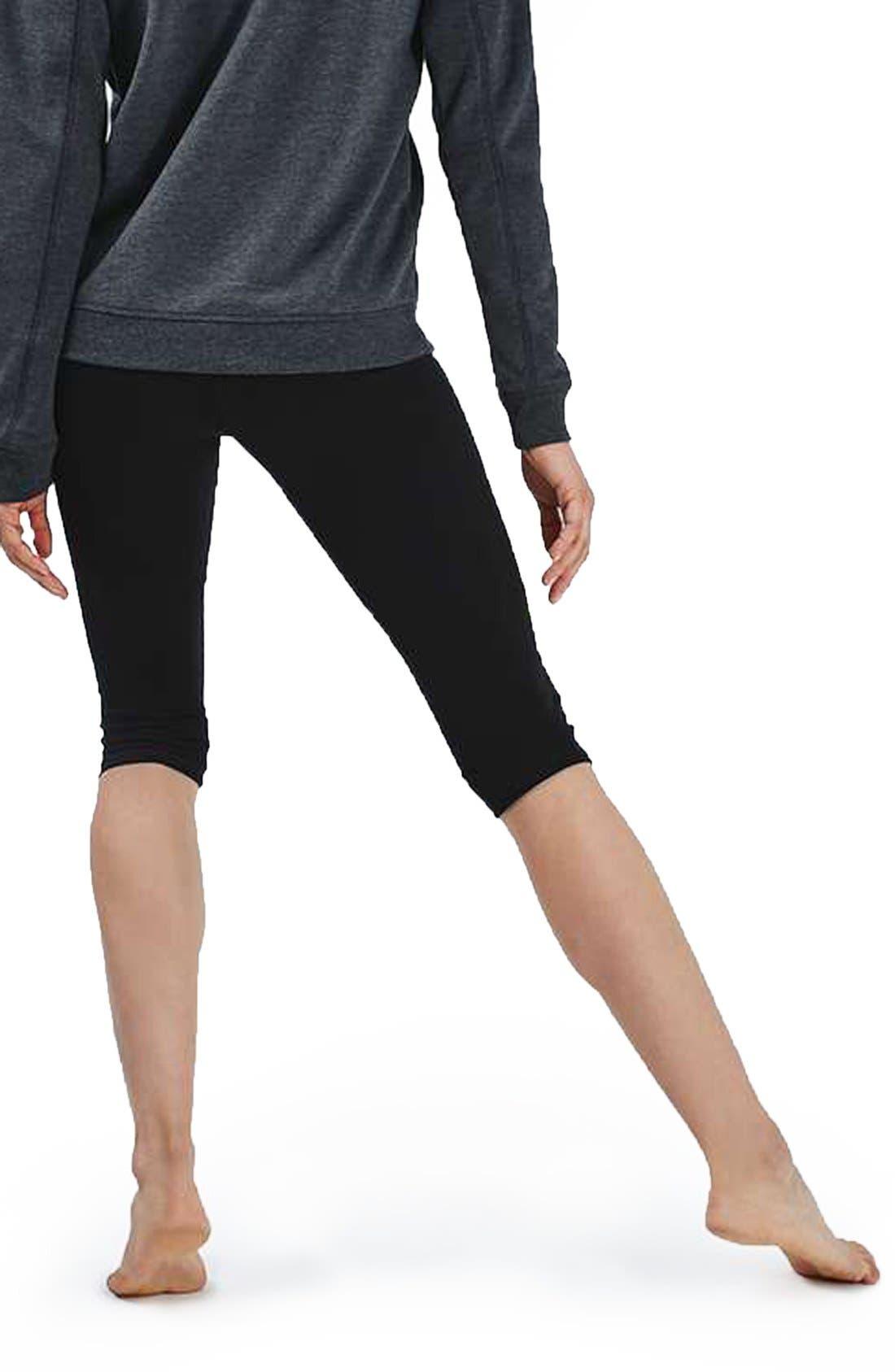 Alternate Image 3  - IVY PARK® Logo Capri Leggings