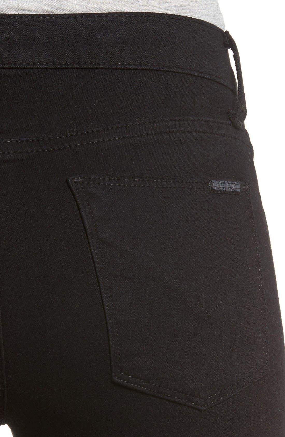 Alternate Image 5  - Hudson Jeans 'Nico' Skinny Jeans (Ravage)
