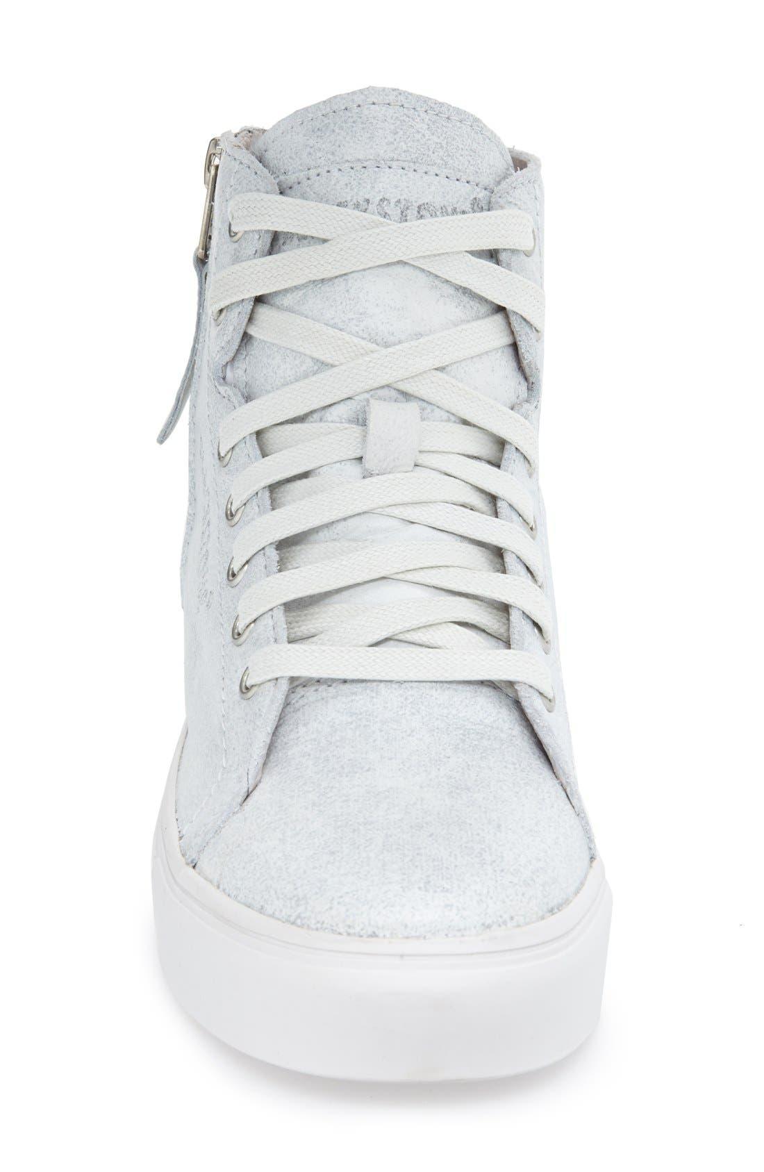 Alternate Image 3  - Blackstone 'LL65' High Top Sneaker (Women)