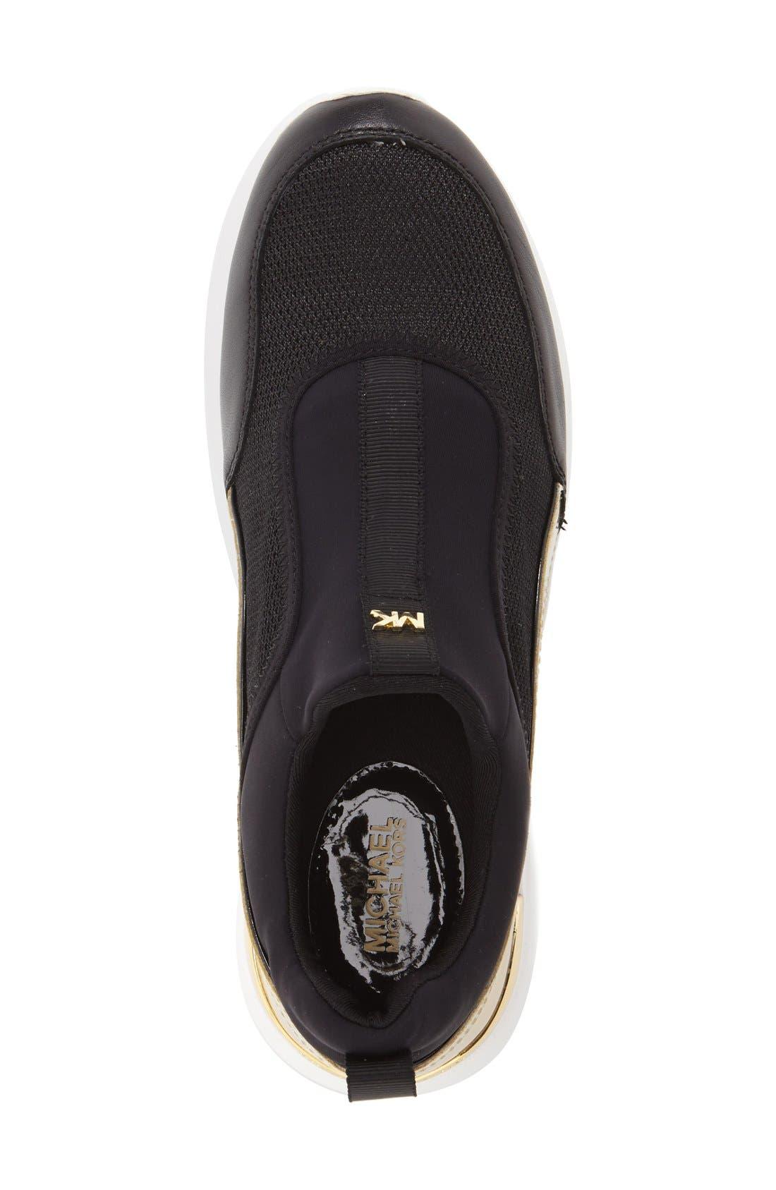 Alternate Image 3  - MICHAEL Michael Kors 'Ace' Sneaker (Women)