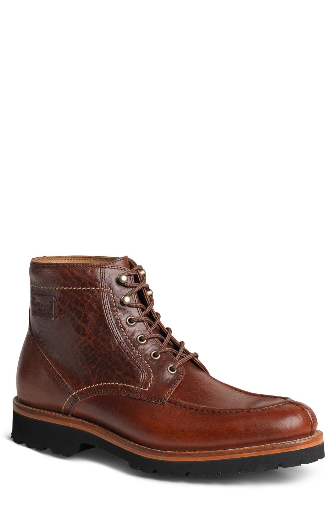 TRASK Elkhorn Split Toe Boot