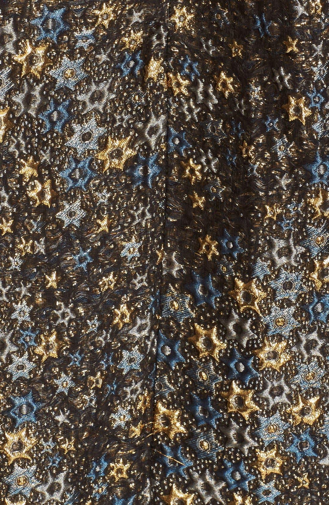 Alternate Image 3  - Erdem Star Jacquard Fit & Flare Dress
