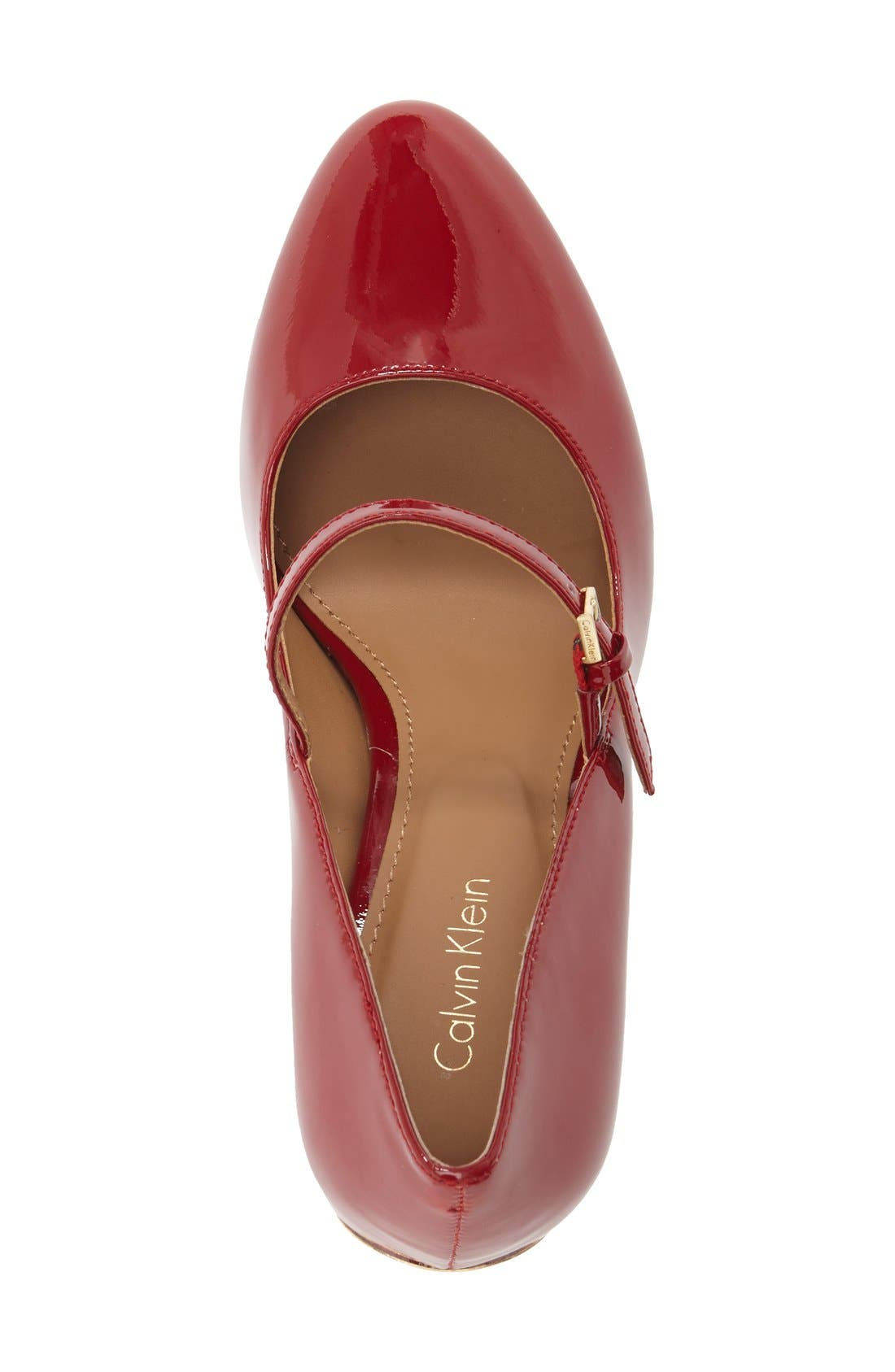Alternate Image 3  - Calvin Klein 'Paislie' Mary Jane Pump (Women)