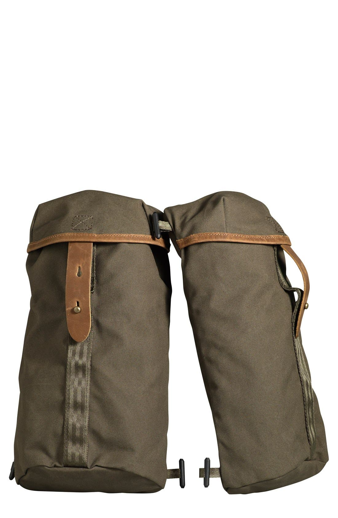 Fjällräven 'Stubben' Side Attachment Bags