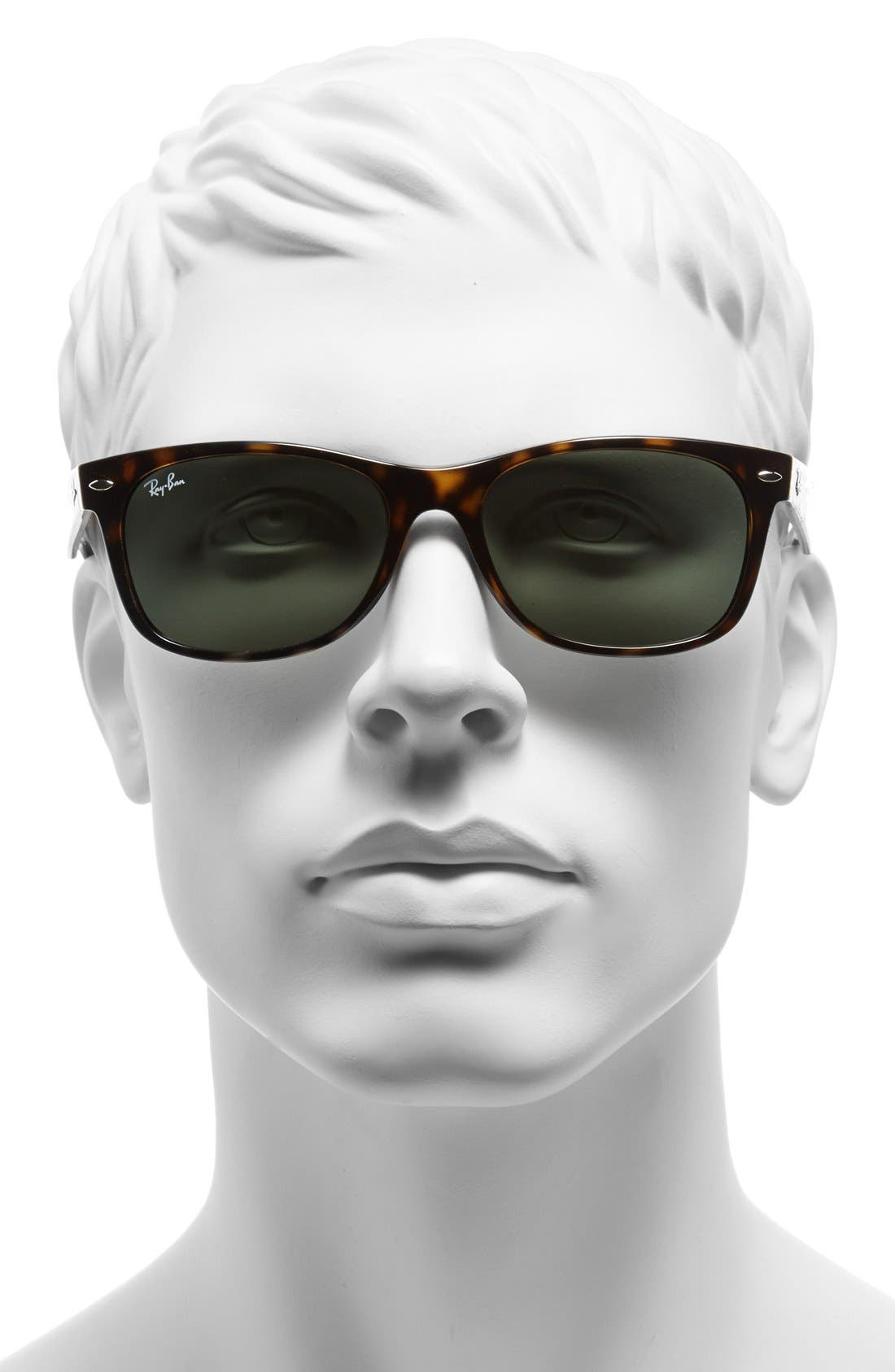 Alternate Image 2  - Ray-Ban 'New Wayfarer' 55mm Sunglasses