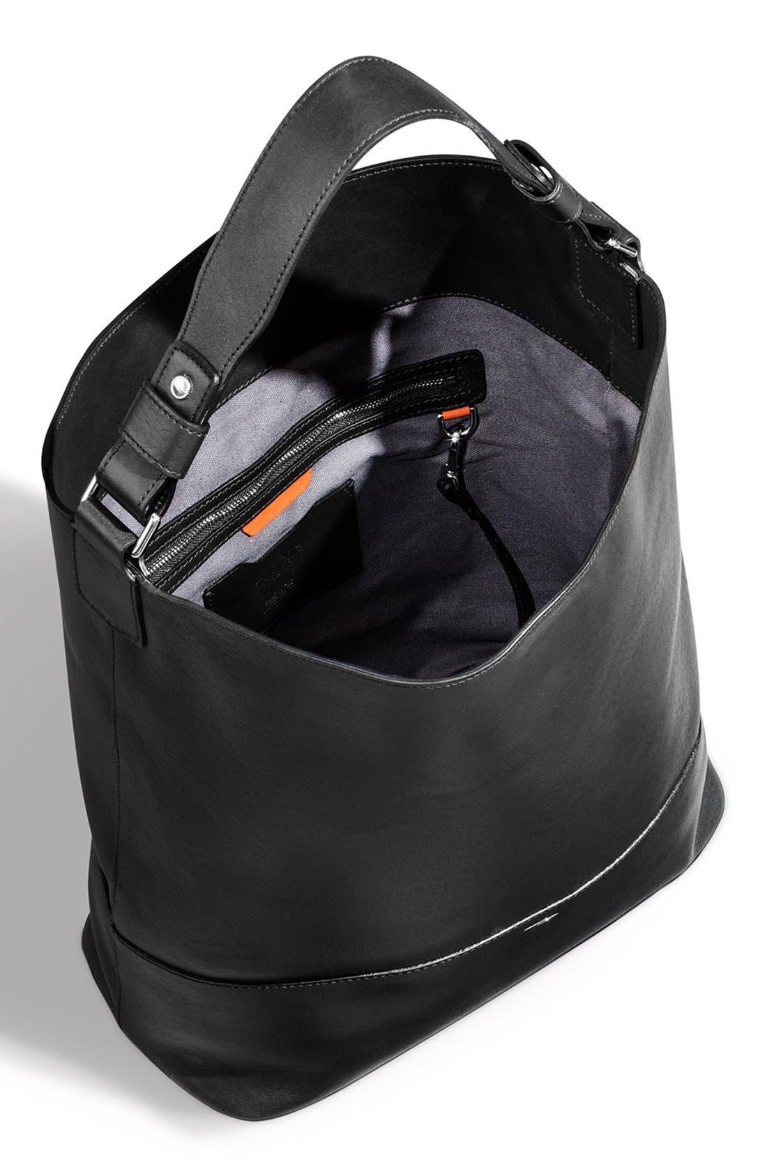 Alternate Image 7  - Shinola Relaxed Leather Hobo Bag