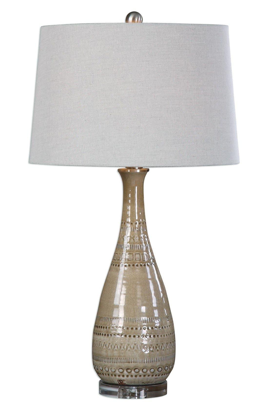 Main Image - Uttermost Textured Ceramic Lamp