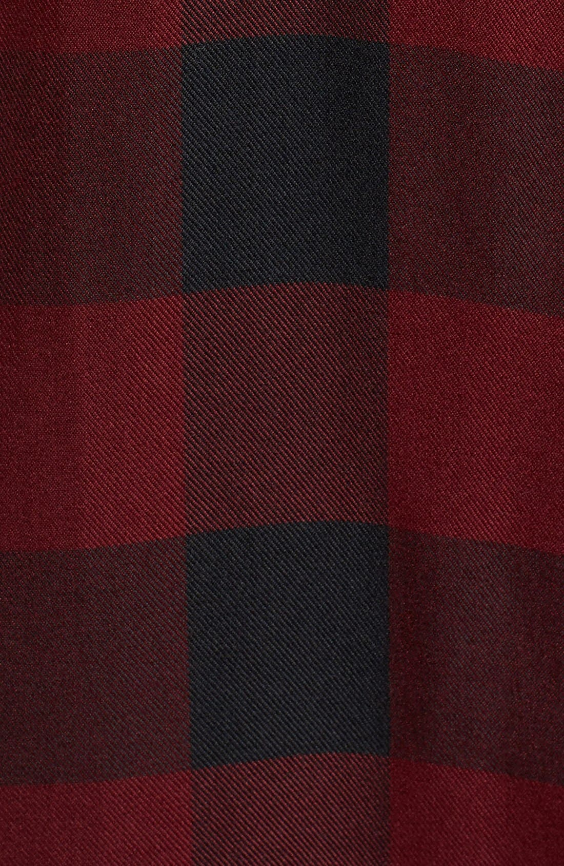Alternate Image 5  - Madewell Courier Plaid Shirtdress
