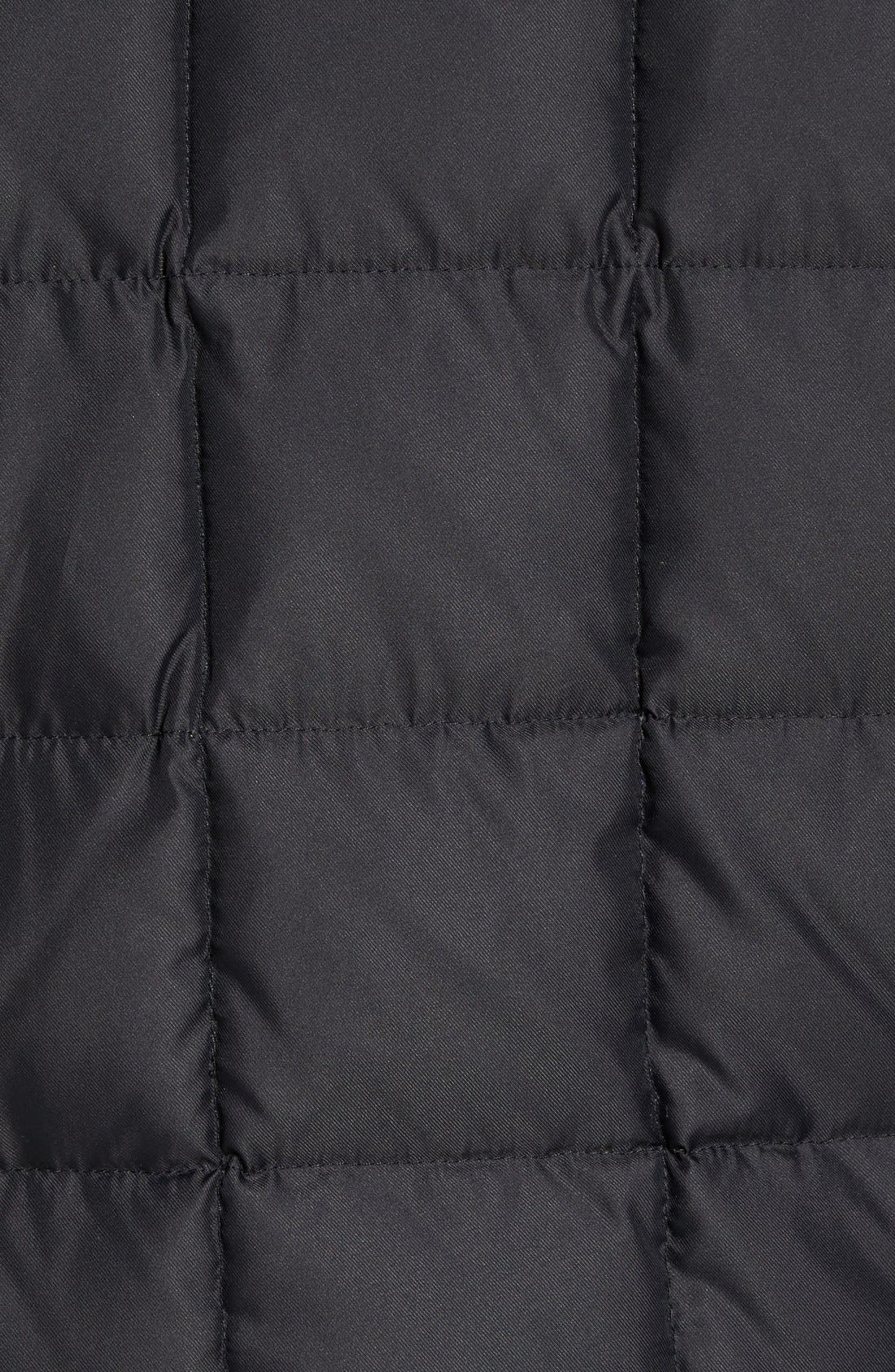 Alternate Image 5  - Cole Haan Box Quilted Jacket