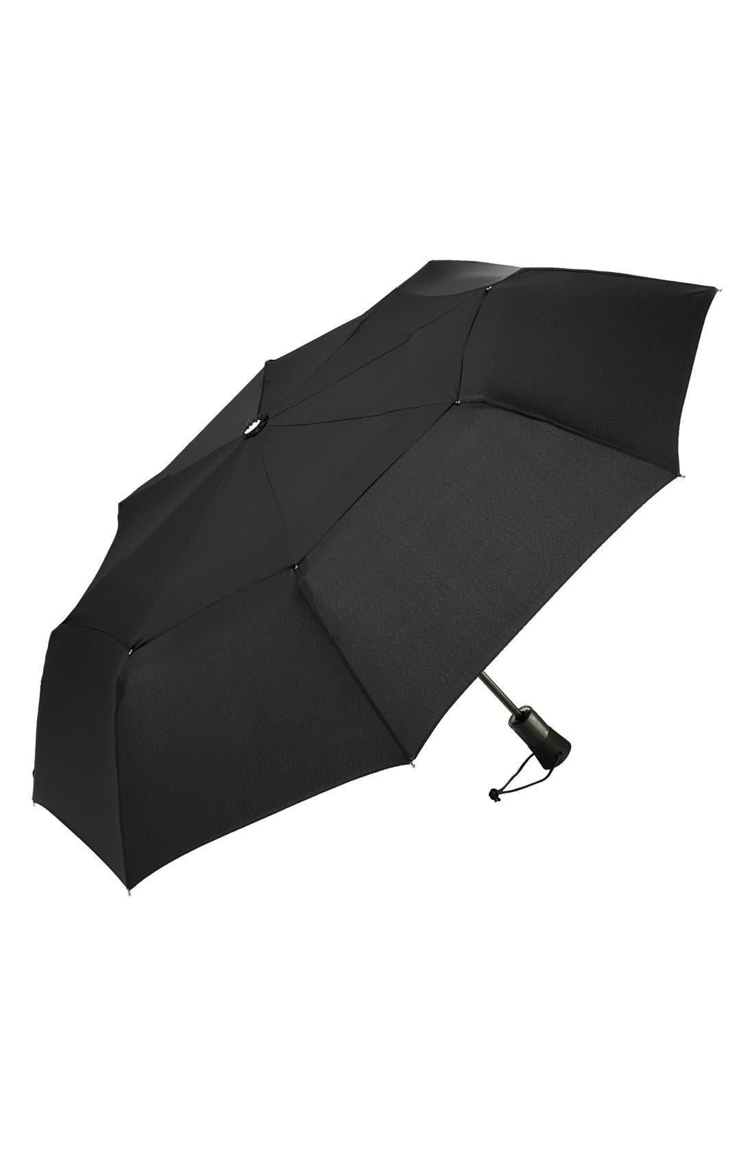 Alternate Image 1 Selected - ShedRain 'WindPro®' Auto Open & Close Umbrella